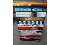 Crime books REDUCED