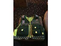 Medical/Ambulance utility vest.