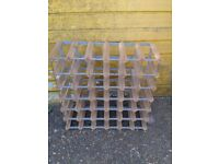 48 bottle Wine Rack - DELIVERY AVAILABLE