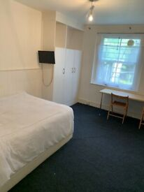Large Studio Swiss Cottage for long let's £1100 pcm All bills plus free WIFI