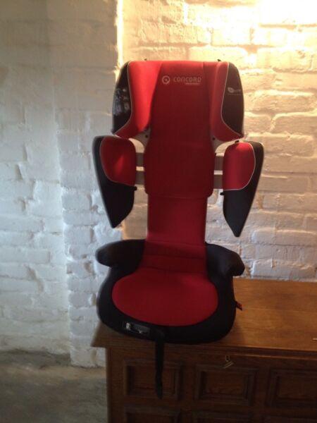 kindersitz concord transformer t in mecklenburg vorpommern. Black Bedroom Furniture Sets. Home Design Ideas