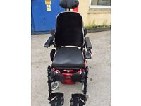 Salsa M power wheelchair used