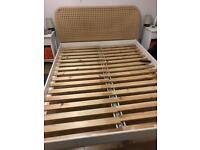 IKEA double bed in great condition