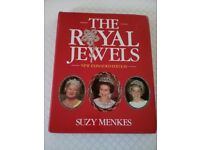 Royal Jewels by Suzy Menkes - Full of Illustrations