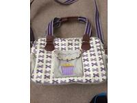 Yummy mummy baby changing bag