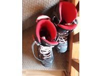 Inline fitness roller skates 32-35 13-2.5 UK sport boys girls adjustable