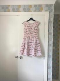 Next girls Beautiful summer party dress