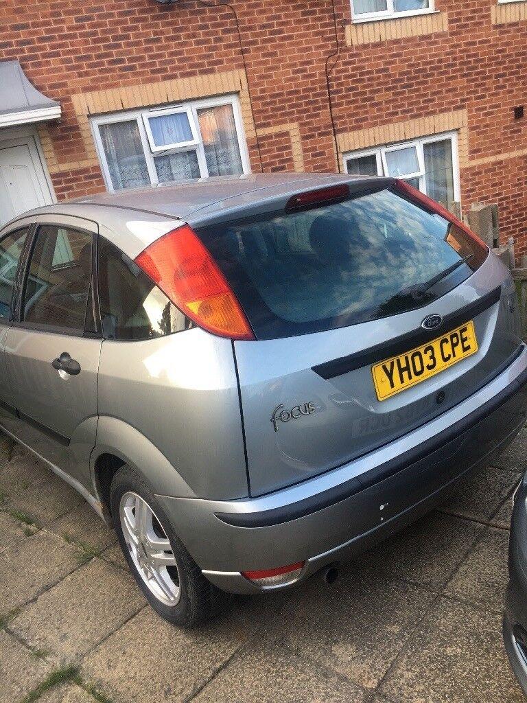 Ford Focus Spares Or Repairs In Leeds West Yorkshire Gumtree