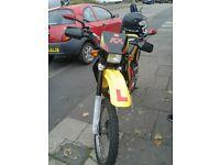 aprilia rx 50 not pitbike moped pit bike