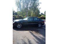 Mercedes E320 CDI Elegance Automatic / 7 gear tronic