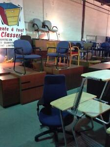 Bureau dans grand montr al meubles petites annonces for Meuble usager montreal