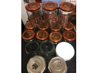 Jam/Jelly Jars for sale