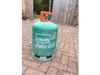 Free: Calor patio gas bottle