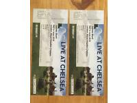 "James Blunt ""Live at Chelsea"" tickets"