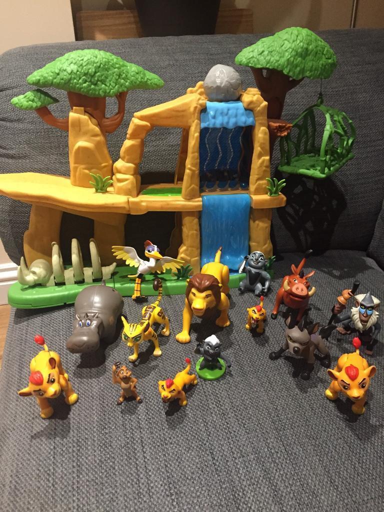 Disneys Lion guard Bundle