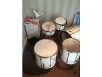 Toma Superstar Custom FX Drums