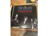 The police every breath you take vinyl