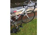 Viking alloy road bike 54cm