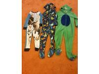 3 Sleepsuits /onesies