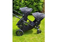 Baby Jogger City Select Double Buggy Black £300 ono