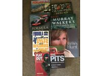 Formula 1 Book Assortment!
