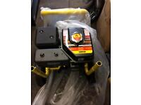 Brand new Champion petrol pressure washer.