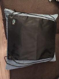 Lacoste swim bag