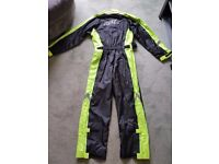 RST Motorcycle Rain Suit - Dry Suit - Excellent condition - Used once, genuinely!