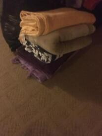 Bundle of blankets
