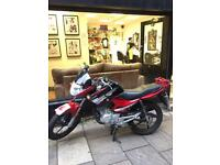 Honley 125cc 17 plate!! MOT until 2020