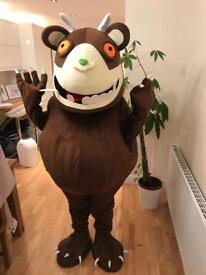 Hire Adults Gruffalo Mascot Costume.