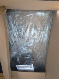 Canves double wardrobe black. New in box £40.00 in Argos wanting £20.00