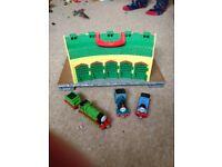 Thomas the tank engine track set
