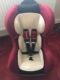 Used mothercare car seat, very good condition, weight 9kg-18kg