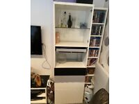 *Used IKEA Besta Show Cupboard*