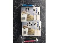 Epson 26 Polar Bear Ink 1xPhoto Black, 1x Photo Black XL, 1 x Magenta, 1x Cyan