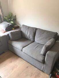 Grey sofa beds