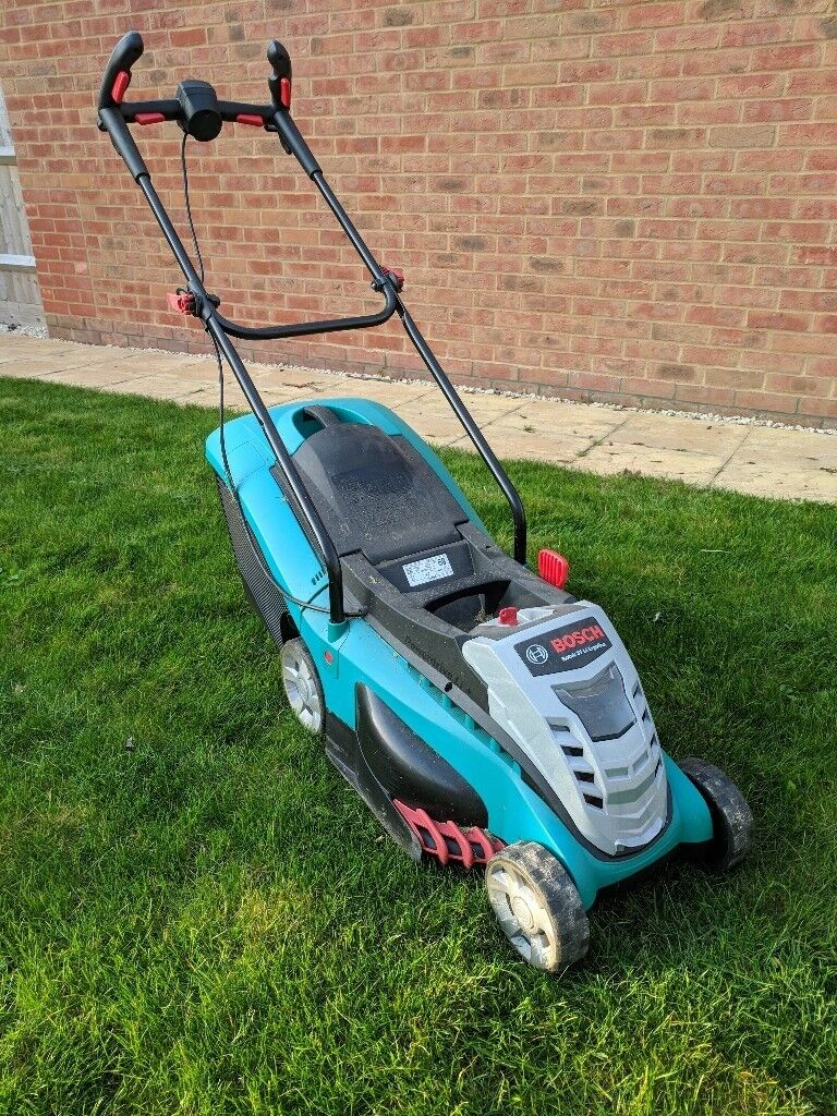 battery lawnmower - bosch rotak 37 li ergoflex | in lee-on-the