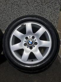 X4 lovely BMW alloys