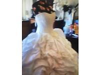 Dizzie Lizzie wedding dress