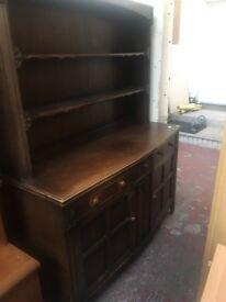 Welsh dresser/ dresser/ storage/ can deliver