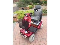 SHOPRIDER Deluxe Cadiz mobility scooter