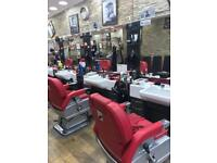 X5 utopia barber Chair for sale + 5 Barber Unit