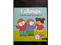 Kids French books / bedtime stories in french