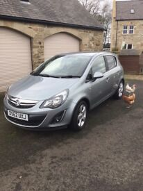 Corsa, 12 months MOT, full service history, immaculate