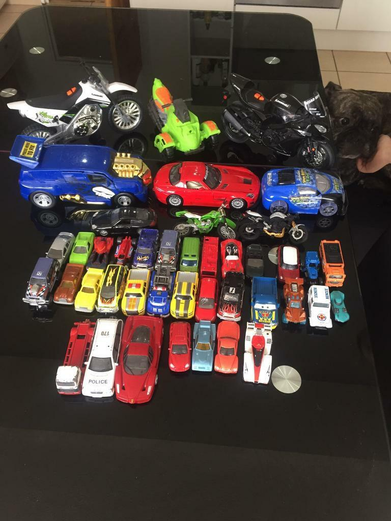 Selection of cars