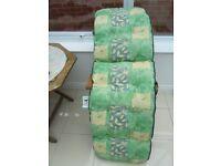 Cushion for folding Garden chair