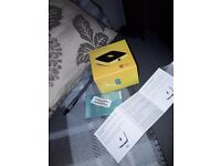 EE internet provider box/dongle excellent condition in original box etc