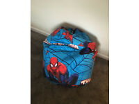 Spiderman Bean Bag - Brand New!!