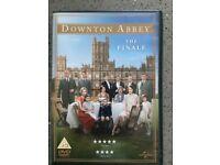 Downton Abbey - The Finale DVD